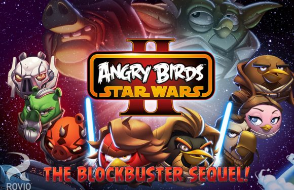 App van de Week: download gratis Angry Birds Star Wars 2