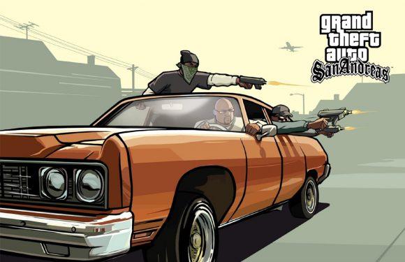 GTA San Andreas beschikbaar in de App Store, download hem hier