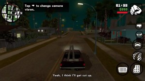 GTA San Andreas iPad