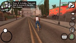 GTA San Andreas iPhone