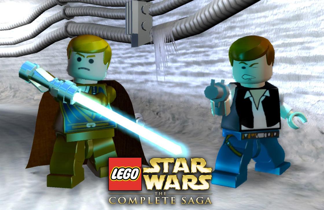 LEGO Star Wars: The Complete Saga gratis te downloaden voor de iPhone