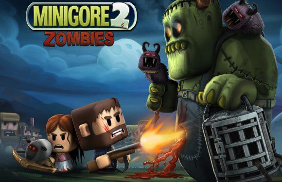 Minigore 2: Zombies tijdelijk gratis in de App Store