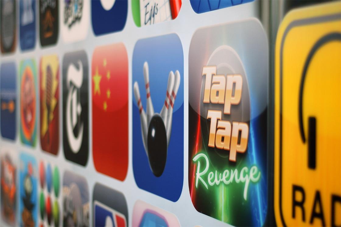 De populairste Nederlandse iPhone apps van 2013