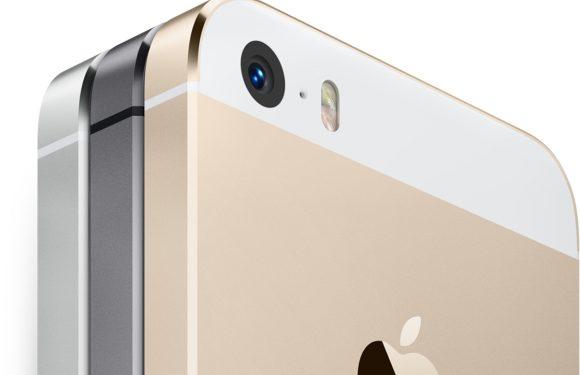 'Nieuwe iPhones minder populair dan iPhone 5'