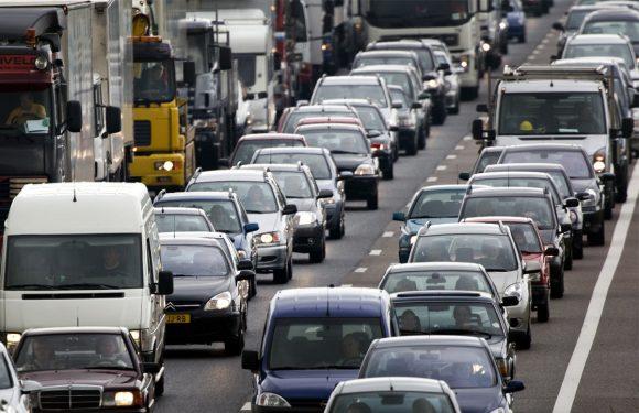 4 file apps om het drukke verkeer door te komen