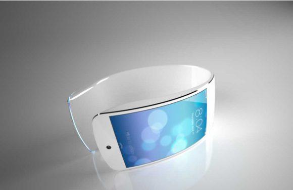 Patent voor gebogen touchscreen aangevraagd door Apple