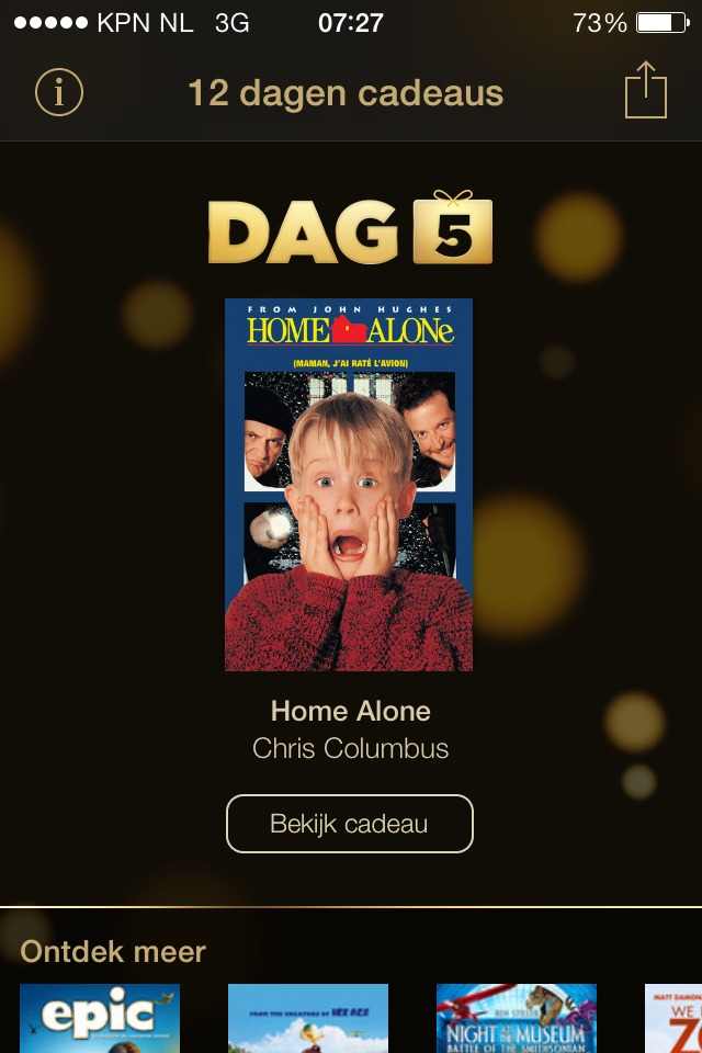 gratis Home Alone
