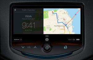 iOS in de auto iPhone nieuwsoverzicht