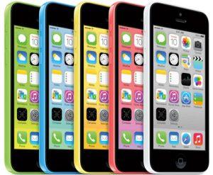iPhone 5C iPhone nieuwsoverzicht