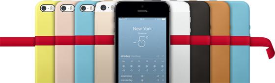 iPhone 5S levertijd