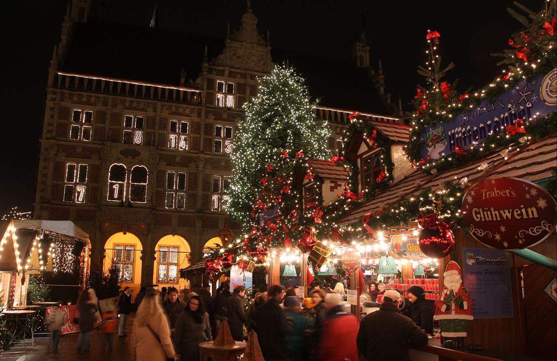 Kerstinkopen doe je met de Kerstmarkten Duitsland app