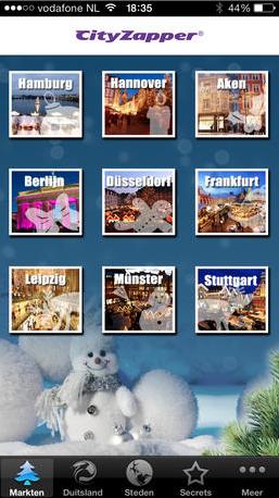 kerstmarkten duitsland app