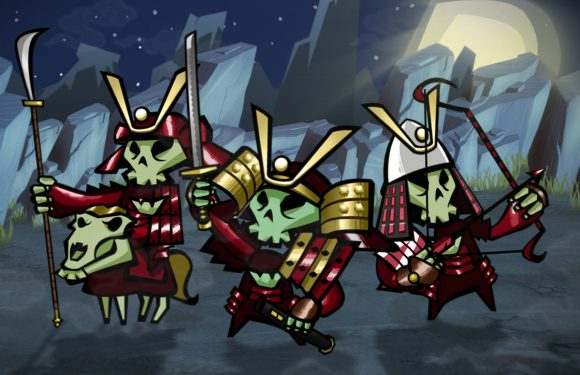 Gratis download: Skulls of the Shogun iOS