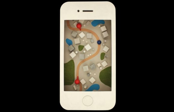 Stop motion iPhone video brengt kartonnen iOS tot leven