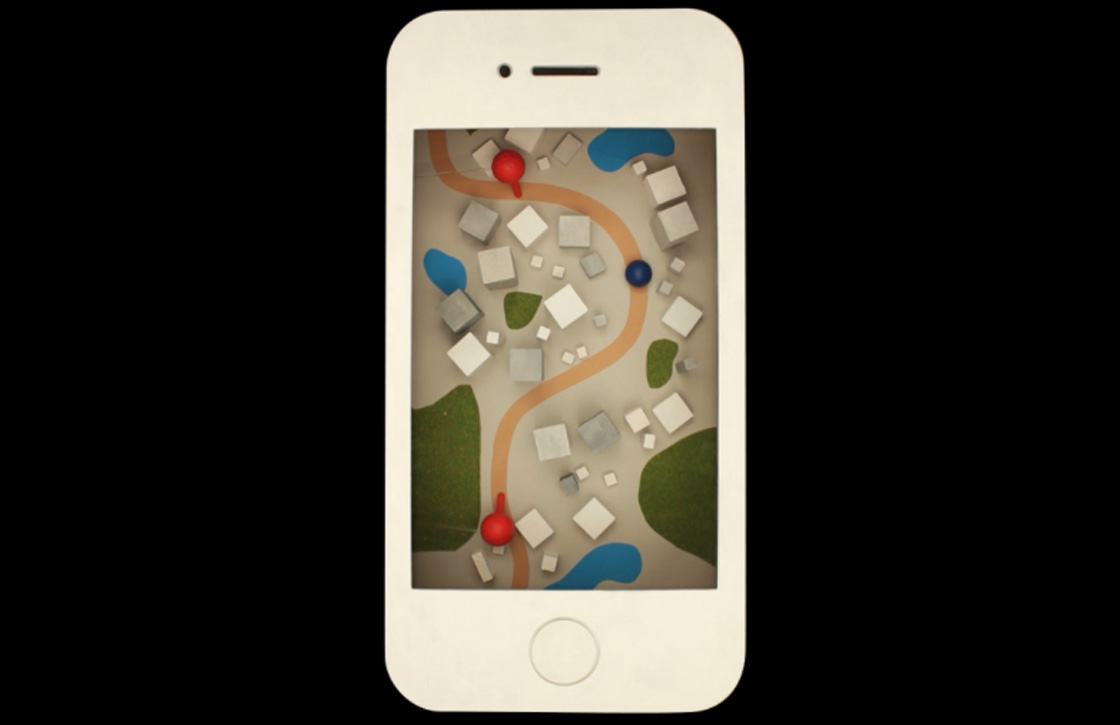 Stop motion iPhone video brengt kartonnen iOS tot leven