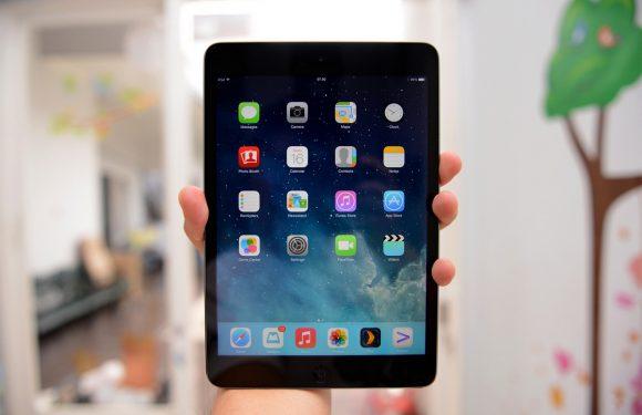 Aandeel Apple op tabletmarkt neemt af