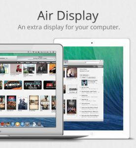 Air Display iPad Mini tips