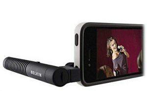 Belkin LiveAction microfoon