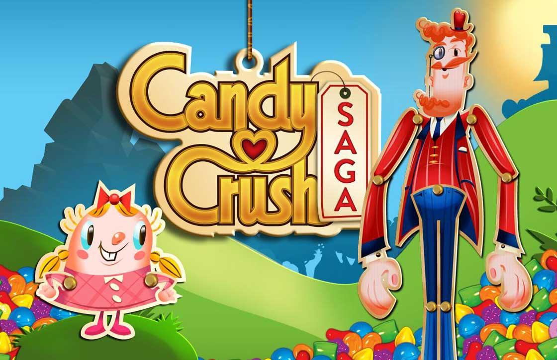 Candy Crush ontwikkelaar ziet af van Candy merknaam in VS