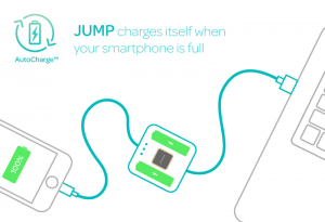 Jump iPhone oplader
