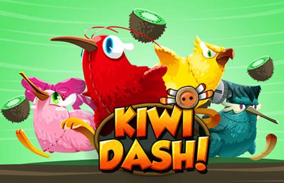 Verzamel fruit in nieuwe endless runner Kiwi Dash