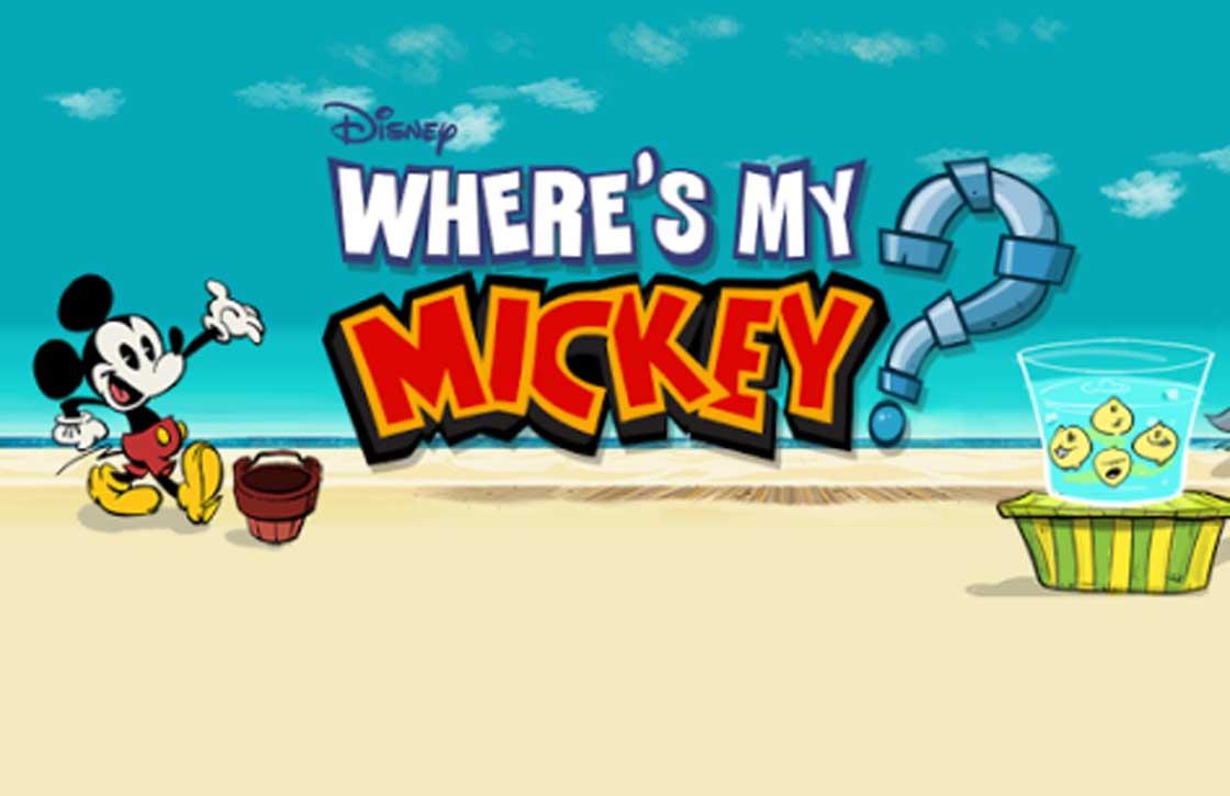 App van de Week: gratis Where's My Mickey