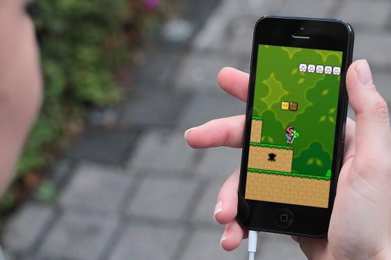 'Nintendo mini-games en video's voor iOS komen eraan'