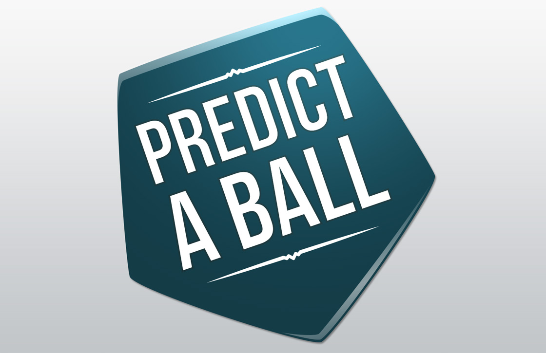 Predict-A-Ball: gratis app stelt je voetbalkennis op de proef