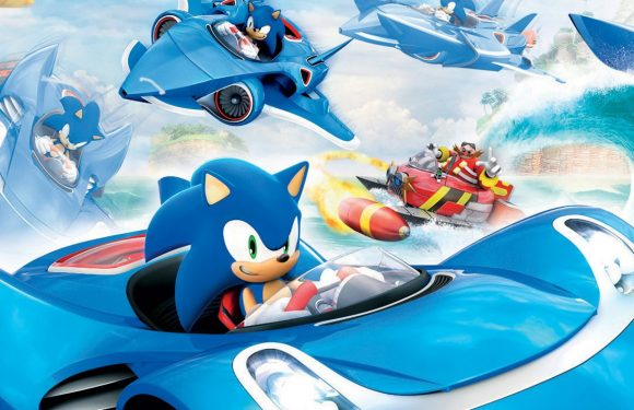 Race met Sega-mascottes in Sonic & All-Stars Racing Transformed