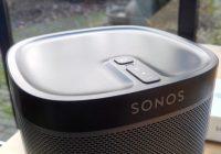 Sonos Play 1 review: compacte speaker met indrukwekkend geluid