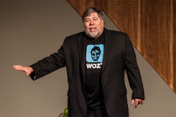 Chinese telefoonmaker huurt Steve Wozniak in voor persbijeenkomst