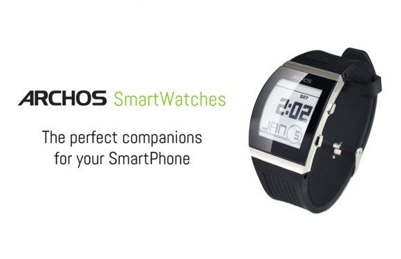 Archos introduceert goedkope smartwatches die werken met de iPhone