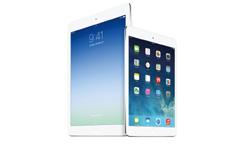 iPad Air Apples aandeel