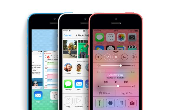 Onderzoek: 'iPhone 5C draagt bij aan hogere iPhone 5S verkoopcijfers'