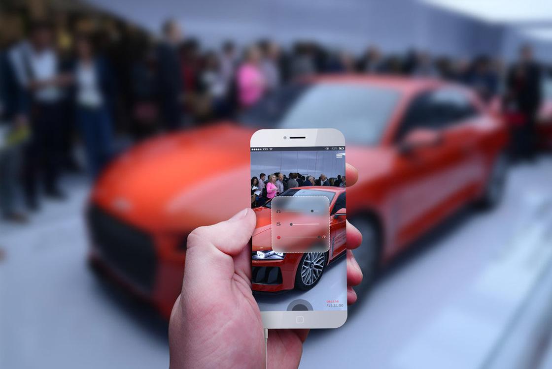 iPhone 6 accu wordt mogelijk opgeladen door zonnecellen