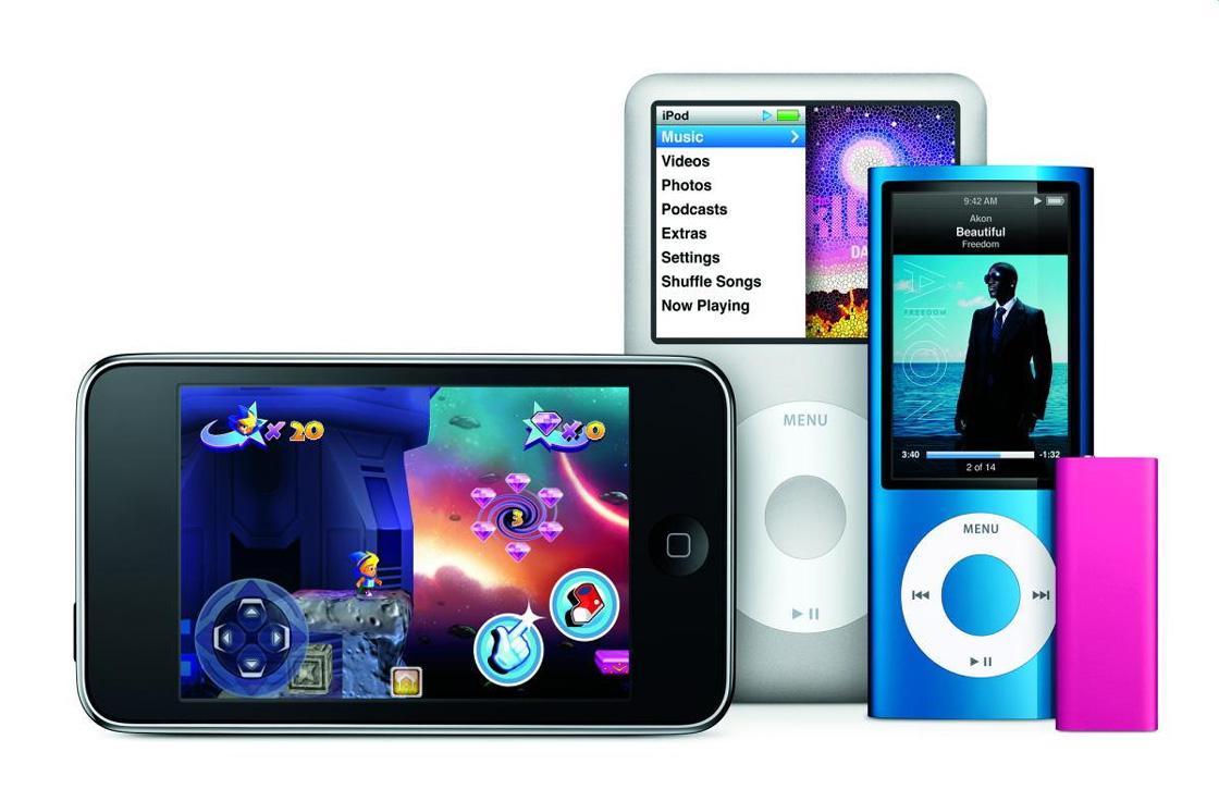 Apple vacature wijst op release nieuwe iPods in 2014