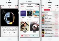 Apple stopt met gratis iTunes Radio-stations