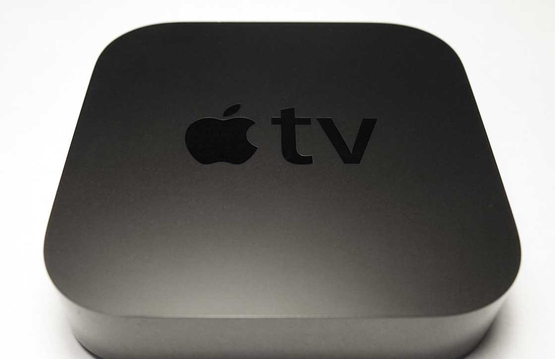Nieuwe Apple TV uitgesteld tot 2015