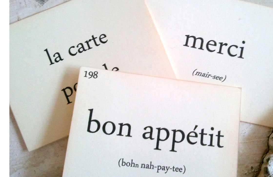 Studeren met je iPhone: 3 goede taal apps voor het oefenen van woordenschat