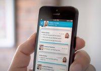 Gratis bellen en grotere groepschats dankzij Blackberry Messenger update