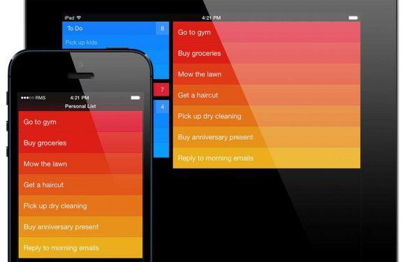 Clear update maakt app universeel, Clear+ gaat verdwijnen