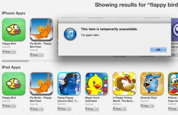 Flappy Bird is offline – probeer deze 3 alternatieven!