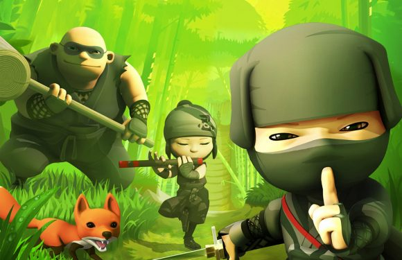 Nu gratis te downloaden: Mini Ninjas voor de iPhone en iPad