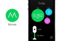 Moves update: zelf je bewegingen invoeren