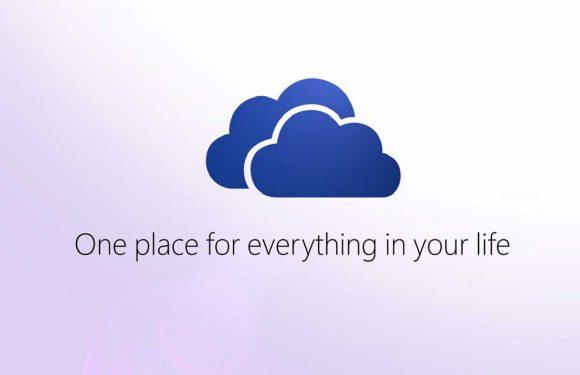 SkyDrive wordt OneDrive, neemt opslagmodel Dropbox over