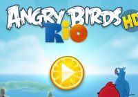 Angry Birds Rio 2.0 brengt je alvast in de stemming voor Rio 2