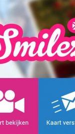 Smilez screen