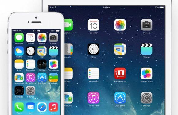 Heb jij iOS 7.0.6 al geïnstalleerd? Veel iOS-gebruikers nog niet!