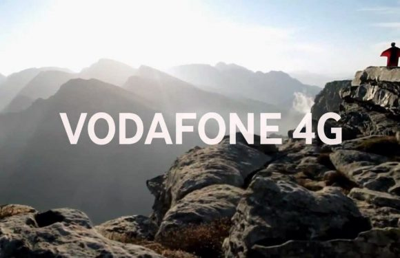 Vanaf september kun je overal met Vodafone op 4G