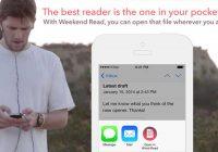 Attentie filmliefhebbers: lees simpel scripts met Weekend Read